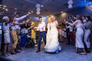 Photographe mariage: soirée près d'Arras