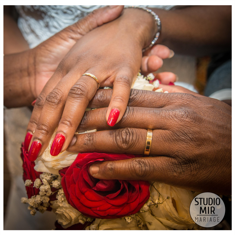 Photographe de mariage à l'Église de Saint-Maur des Fossés