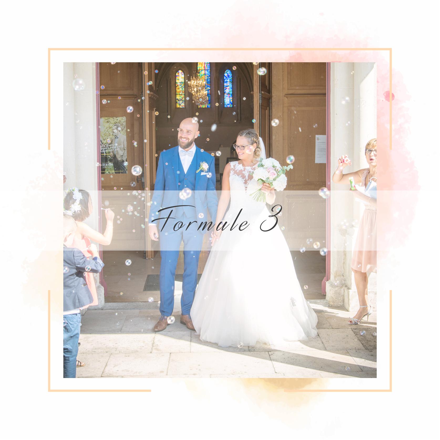 Photographe de mariage proche de Paris