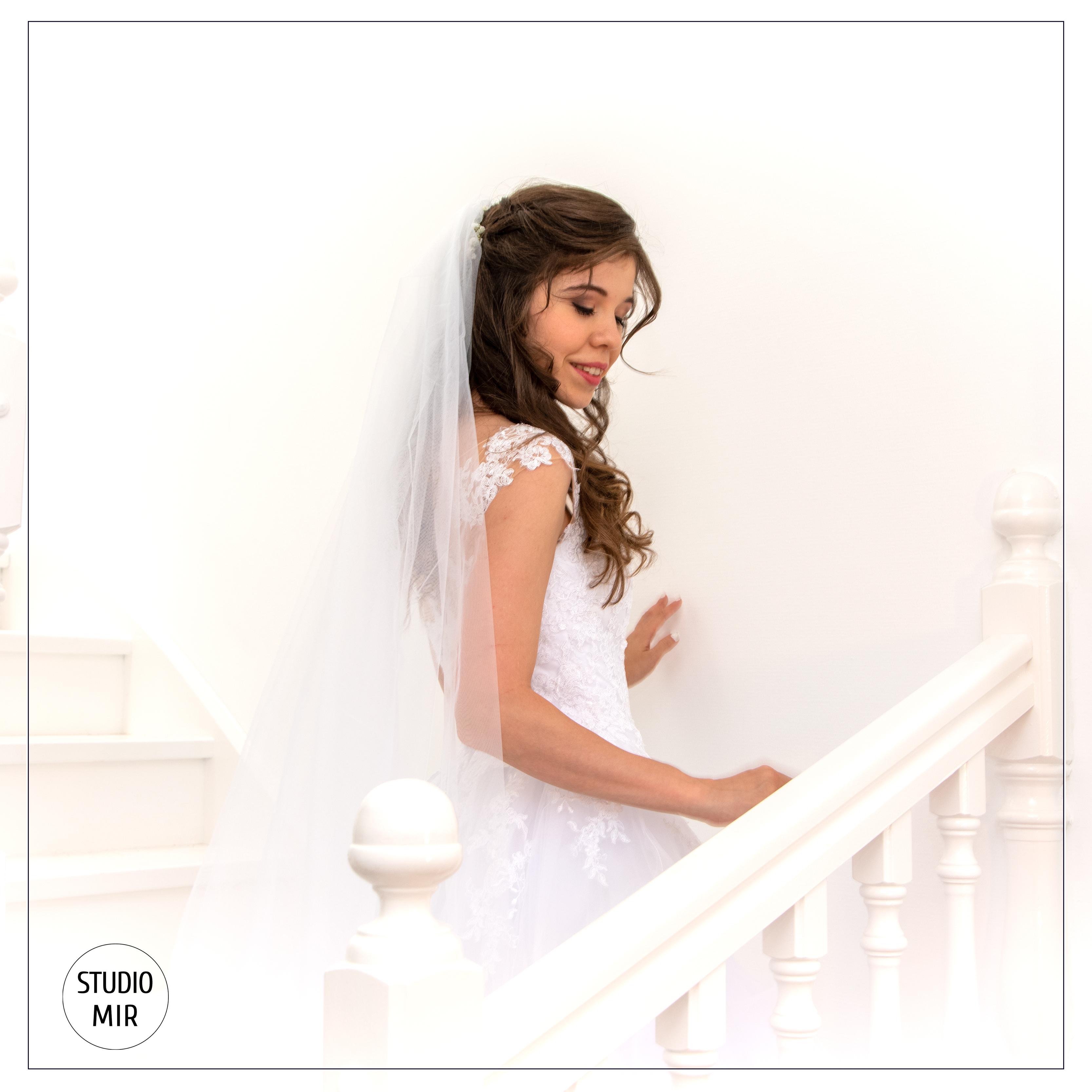 Photographe de mariage: préparatifs de la mariée à Saint Maur des Fossés