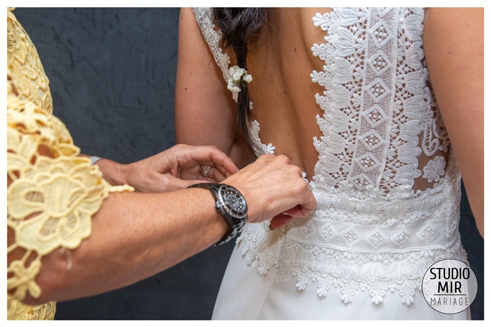 Préparatifs de mariage dans le Val de Marne