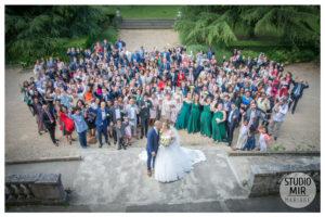Photos de groupe lors de votre mariage