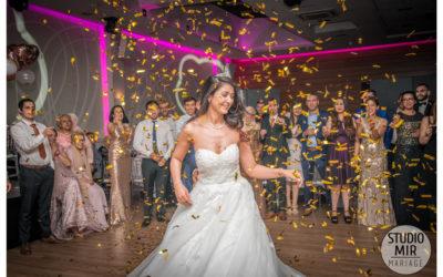 Reportage photos de soirée de mariage en Île de France