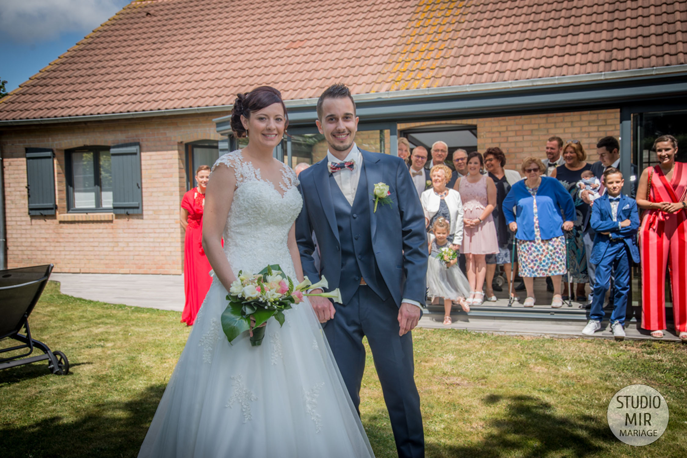 Photographe de mariage : découverte des mariés dans le Nord de la France