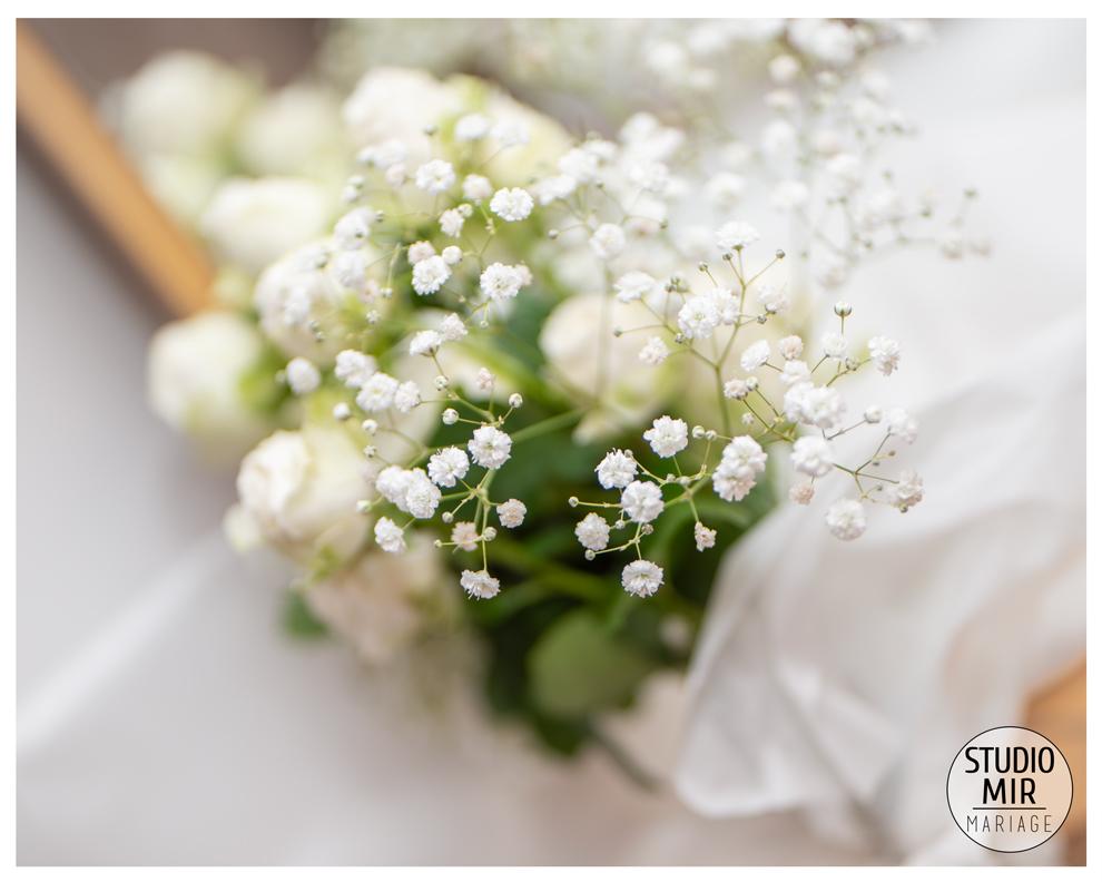 Préparatifs de mariage à Saulx les Chartreux