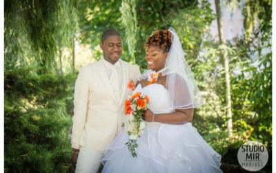 Photo de couple mariage dans le Val de Marne