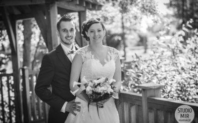 Photographe de mariage : Photos romantiques de couple dans les Hauts De France