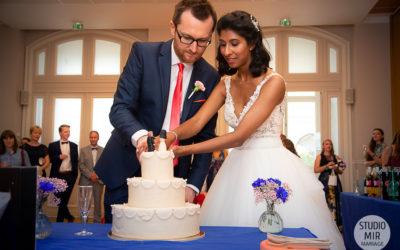 Photographe de mariage : Soirée des mariés à Paris