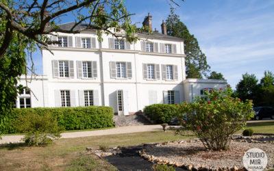 Photographe de mariage : réception au château d'Arnouville à Angerville