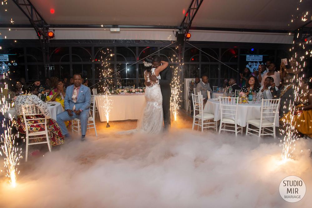 Mariage: ouverture de bal au manoir Saint Hubert en Seine-et-Marne pour votre mariage
