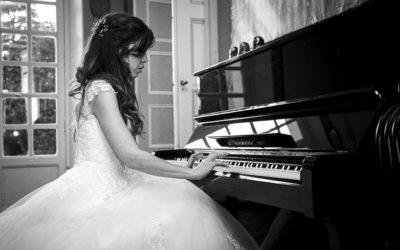 Les photos en noir et blanc : l'authenticité et l'intimité de votre mariage en région Parisienne